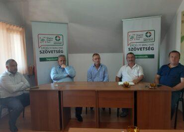 Polgármesterjelöltet indít az EMSZ Illyefalván