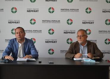 Bihar megyében a Néppárt a magyarok esélye