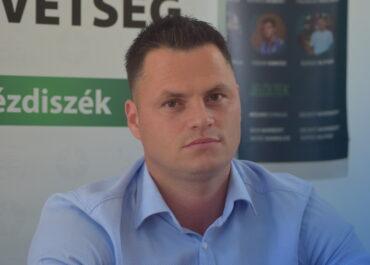 Esztelnek: Salamon Balázs az Erdélyi Magyar Szövetség polgármesterjelöltje