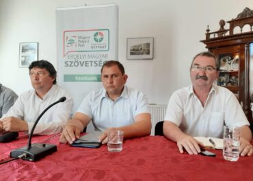 Gelence: számos fejlesztésre készül Csákány Attila, az EMSZ polgármesterjelöltje