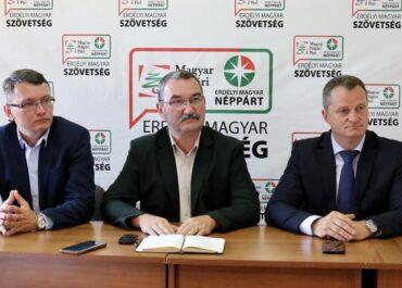 Bálint József az EMSZ Kovászna megyei tanácselnök-jelöltje